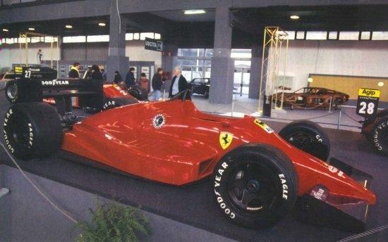 "Responses to ""Remembering The Ferrari ..."