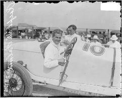 Ralph DePalma 1916 Chicago Speedway Park