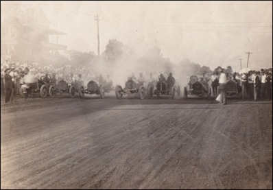 TN State Fairgrounds -1911 (2nd from rt - Hal j. Simmons)