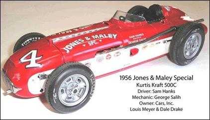 Jones & Maley Special