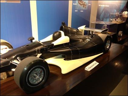 Dallara Model