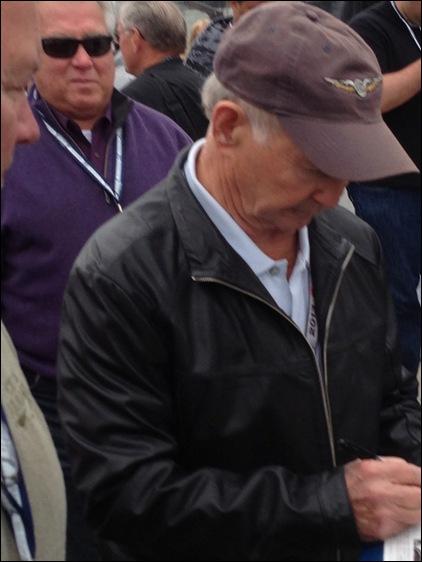 Parnelli Autograph