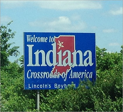 Iindy sign