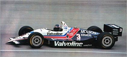 1992 Indy 500 Galmer Al Unser Jr 01