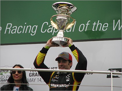 Pagenaud trophy