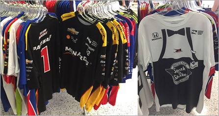 old drivers shirts