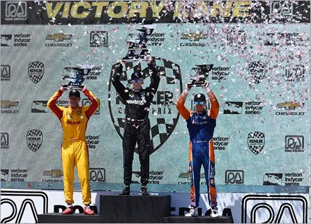 podium RA