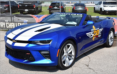 100th Pace Car