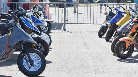 motorcycle paddock