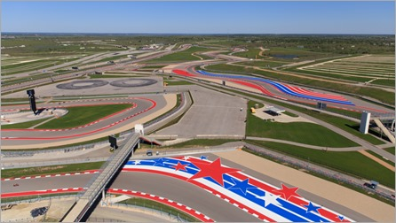 The-race-track-at-Circuit-of-The-Americas-in-Austin-Texas
