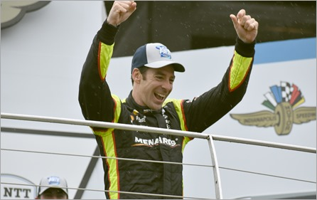 Pagenaud win face lo