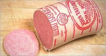 taylor pork roll