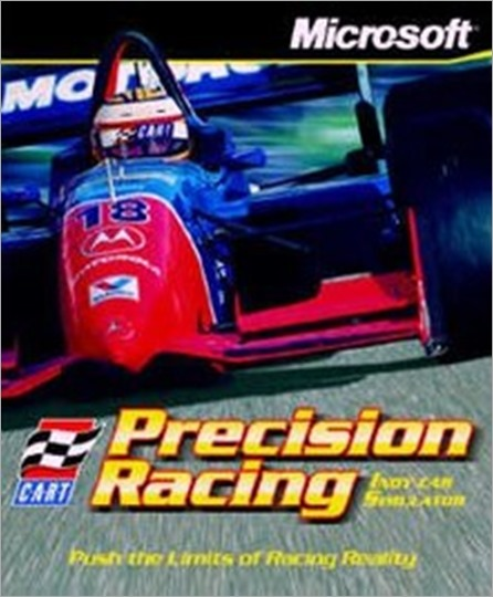 220px-CART_Precision_Racing_cover